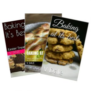 V. Dale Recipe Books