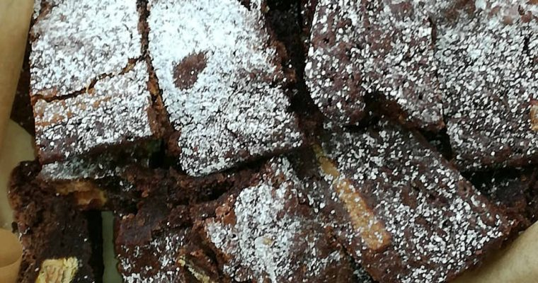 Trialling of a Brownie Recipe.